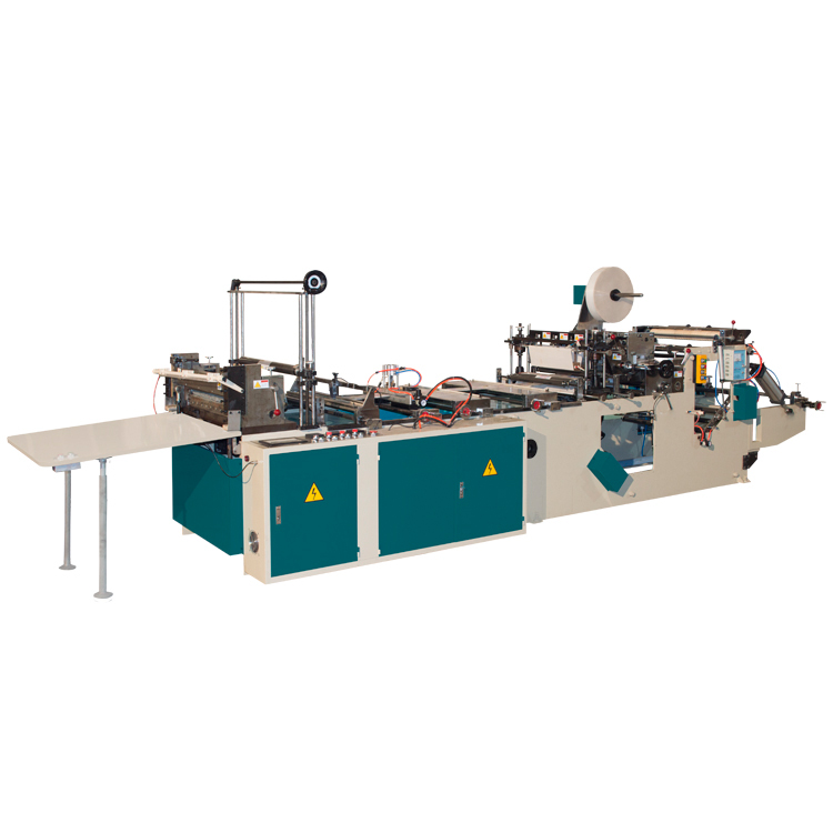 non woven fabric bag making machine/ tissue bag making machine