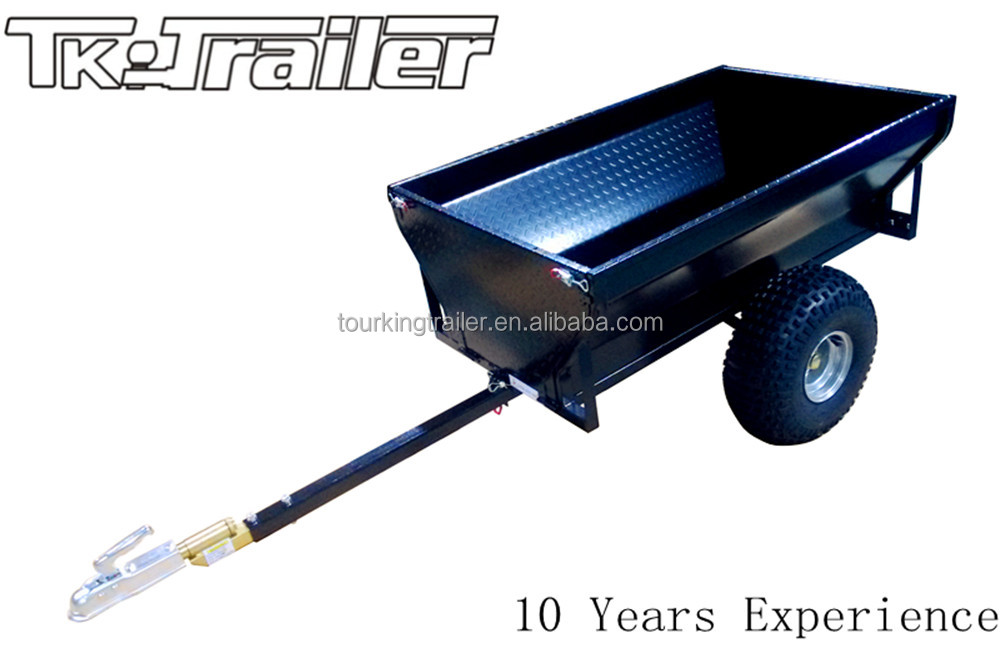 Box Trailer for ATV Use Trailer off road powder coated