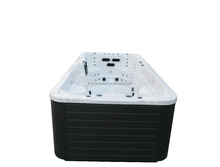 Chinese Supplier outdoor spa and massage hot tub