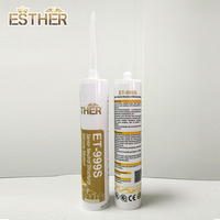 High Adhesive Strength But Cheap Water Tank Sealant Structural Silicone Sealant Small Tube Silicone Sealant