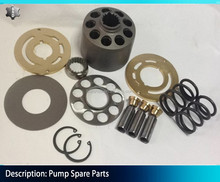 Piston Hydraulic Pump Parts For A Excavator EX60-3