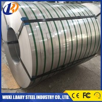 Ss 204Cu 2b finish stainless steel coil / cold rolled strip (aisi201 sus201)