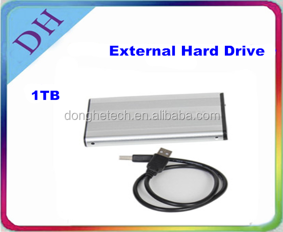 [For selling] USB external hard drive adapter/ USB2.0 1TB HDD for external
