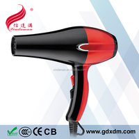 1200W DC Motor CE/CB/ROHS certificated Household Hair Dryer XDM-1315