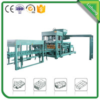 Professional Manufacturer For Manual Interlock Clay Electronic Block Machine