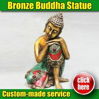 Bronze Casted Antique Buddha Statues for Sale with Best Price