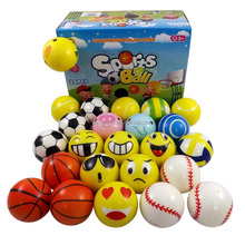 PU foam soft mini sport stress ball ,soccer,baseball,football