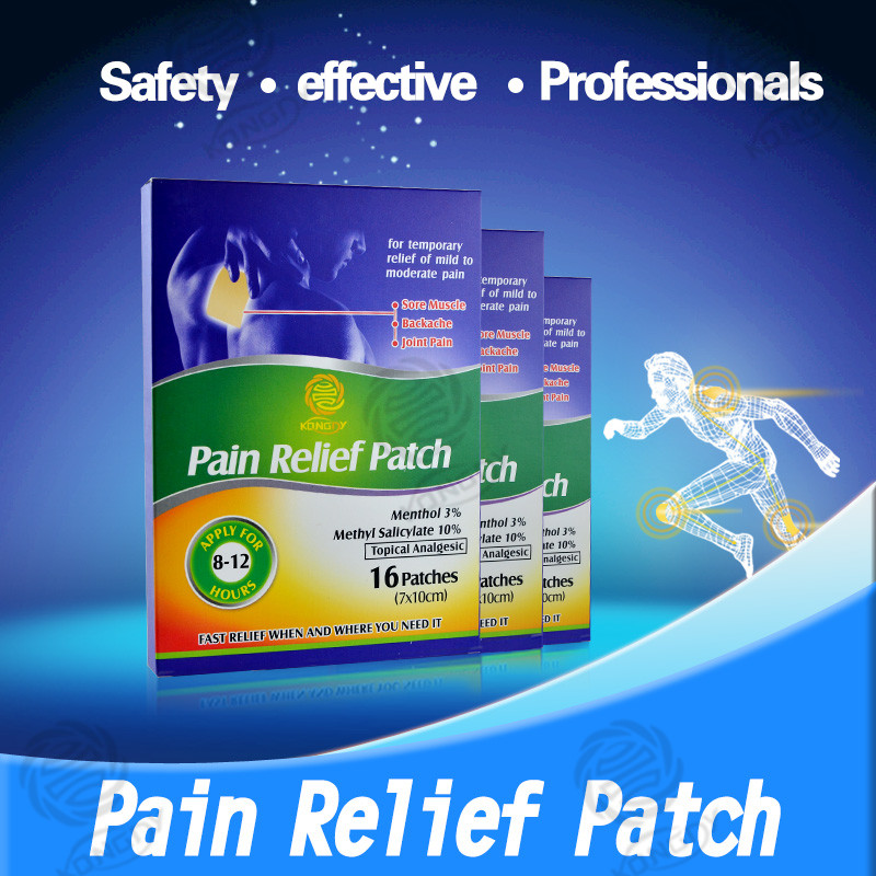 PAIN RELIEF PATCH NANO INFRARED PATCH