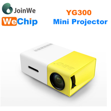 Mini led projector HD 1080 portable home theater pocket cheap price YG300 hid projector