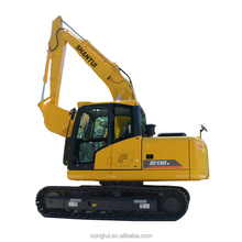 shantui construction machinery 13ton excavator rc digger for sale se130