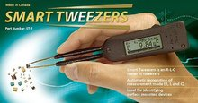Smart Tweezers Multimeter Rcl Lcr Clr Meter