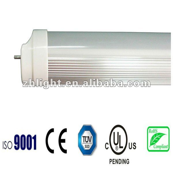 TUV/CE/RoHS approved LED T8 Tube Light