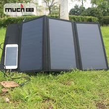 Fast charger 20W foldable solar charger for USB devices