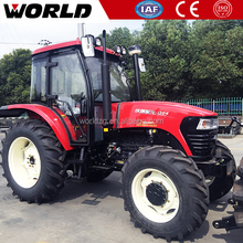 130hp agricultural 4wd small mini powertrac tractor