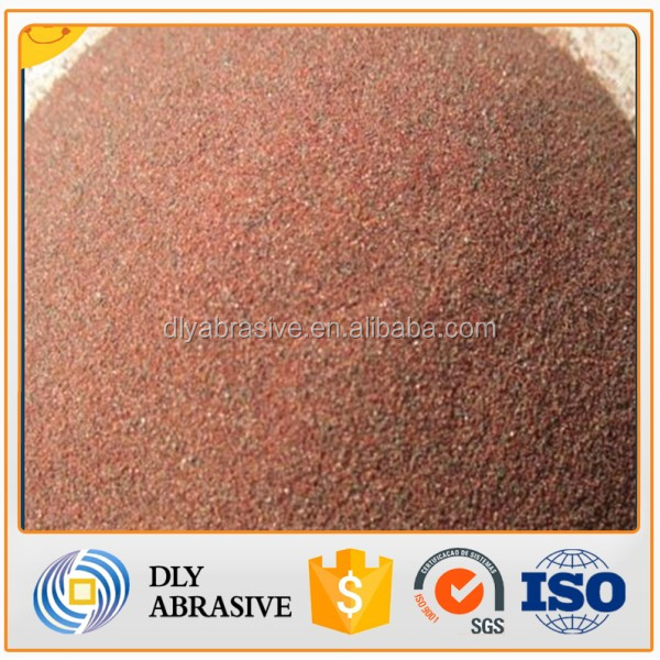 Producer Garnet Sand 30/60 For Blasting/water Jet Cutting DLY Taian Steel Group