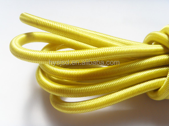 12mm 1:2.5 strong texture elastic bungee cord
