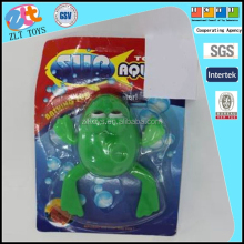 2014 new wind up frog toy for kids promotional gift plastic wind up toy