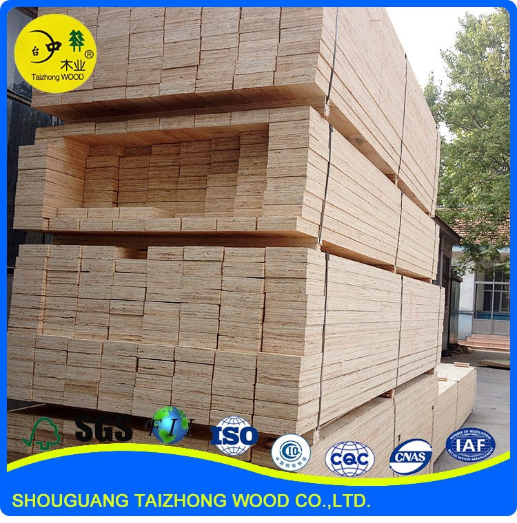 Full Pine LVL Timber For Scaffold Planks