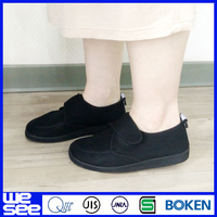 Medical elegant flexible footwear