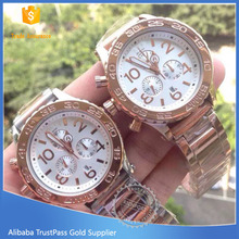 Yiwu wholesale lady fashion watches/newest wrist watch/stainless steel