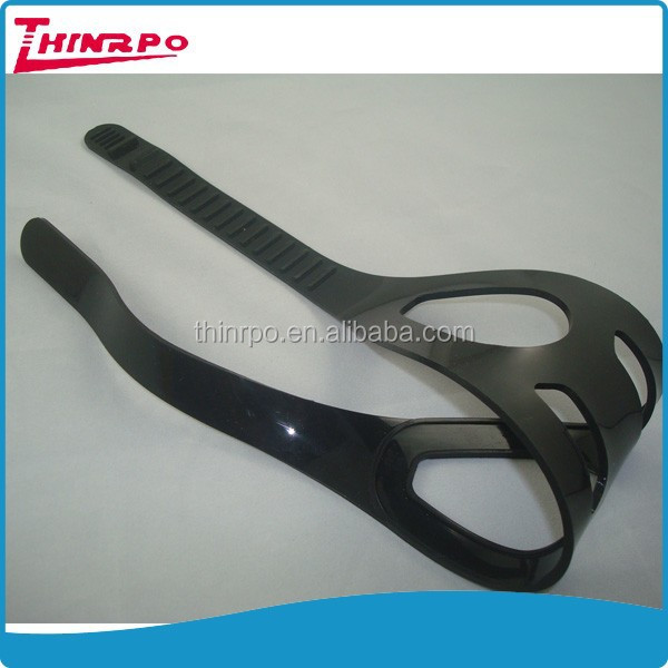 Custom made high quality adjustable big size silicone rubber belts