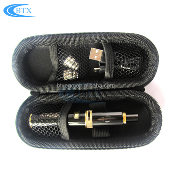 China wholesale custom vape 1100mah cigarette battery evod vaporizer pen kit