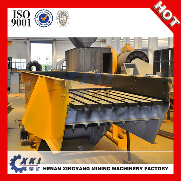 Electromechanical grizzly vibrating feeder quality approved by ISO: 9001