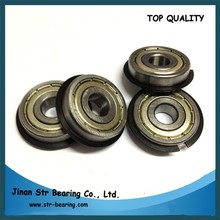 NR deep groove ball bearing with snap ring