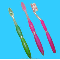 Pearl color toothbrush adult