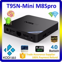 T95N HD Sex Pron Video Tv Box Quad Core 2G 8G Kodi 16.0 Smart Tv Box