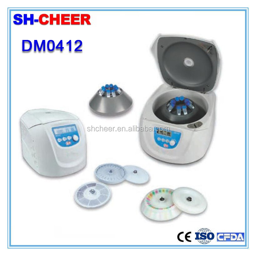 SHcheer Clinical centrifuge supplier low speed centrifuge DM0412