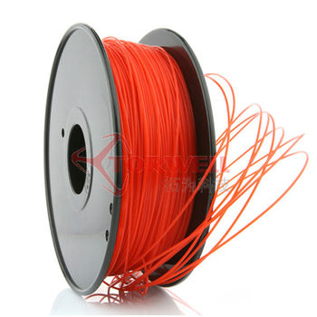 Red 1.75mm PLA ABS Filament for 3D printer