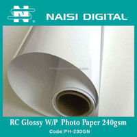 China factory inkjet photo sticker paper