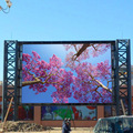 640*1280mm Screen Dimension and Video Display Function p8 Outdoor led display