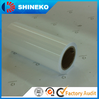 guangzhou neway pvc self-adhesive glass film\/static film for glass