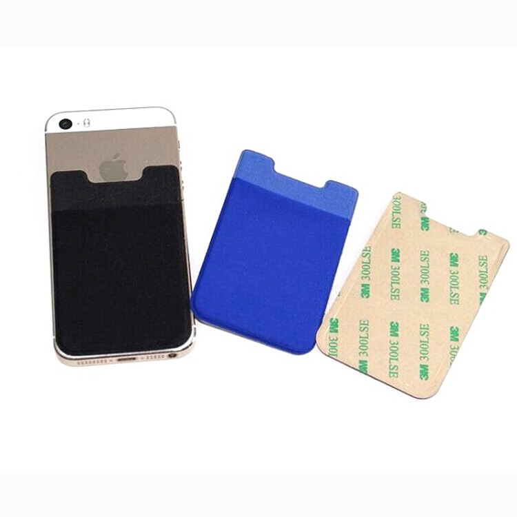 Custom Smart Protector Phone Pocket Card Case with Logo