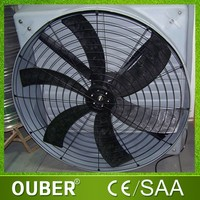 poultry farm ventilation fans with 46000m3/h exhaust fans industrial extractor fan
