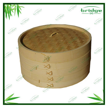 bamboo steamer sets
