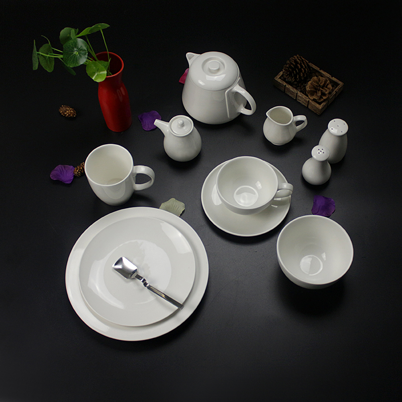 China factory suppliers new products porcelain corelle dinnerware set