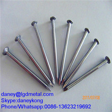 best price Q195 polished common nail use in wood nail CN-066D