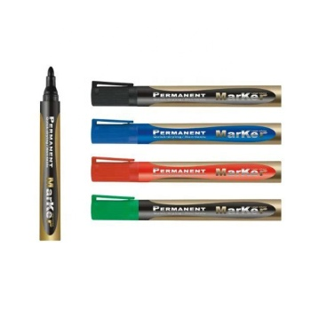 Oil Based Colorful Fabric Marker Pen Permanent Marker Textile Marker