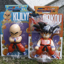 Guo hao hot sale custom dragon ball z figure, dragon ball z figurines
