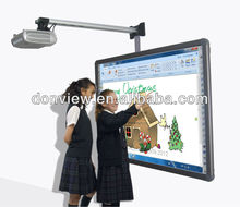 Donview 95 inch smart electromagnetic school interactive smart board