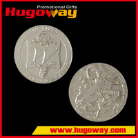 Cheap custom coin old silver coin for sale