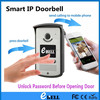 ATZ eBELL All World 720P IR Night Cellphone Vision Doorphone Video Door Phone Wireless Intercom WiFi Doorbell 110 Degree