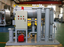 Gas Turbine Oil Cleaning Machine,Oil Water Separator/Separation/Separating Equipment