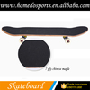 Good quality cheap wood cruiser skateboard for kids playing