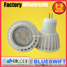 12v 3w MR11 Led Spotlight