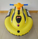Newest factory direct sell swimming pool and beach toy pvc inflatable motorboat