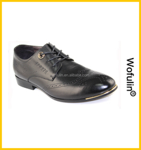 nice italian mexico men leather dress shoes